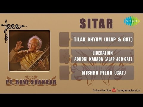 Pandit Ravi Shankar Monument of Strings | Hindustani Classical Audio Jukebox | Sitar