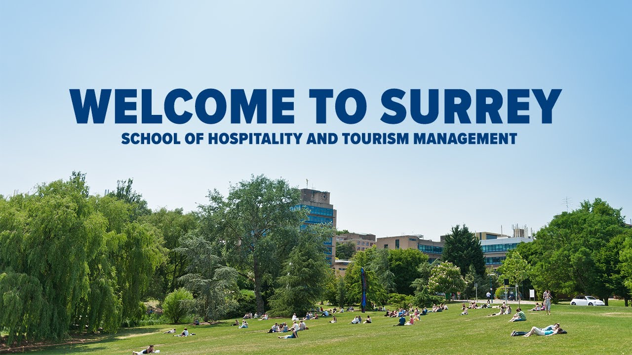 A welcome message from the Head of Department for Hospitality and Tourism Management