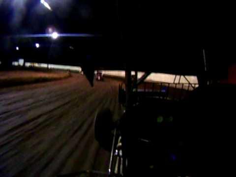 Lucas Wolfe WoO 5w 2009 Manzanita Speedway InCar