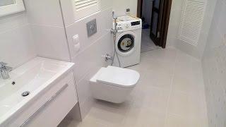 Ремонт ванной комнаты в Киеве, ЖК Паркова вежа(, 2016-04-15T10:43:31.000Z)