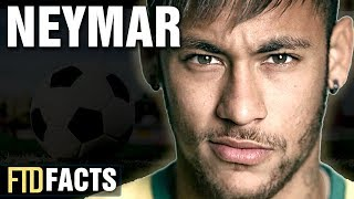 10 Incredible Facts About Neymar