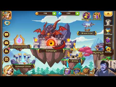 """Idle Heroes - Beginners Advice; """"Which Heroes Should I 6*?"""""""