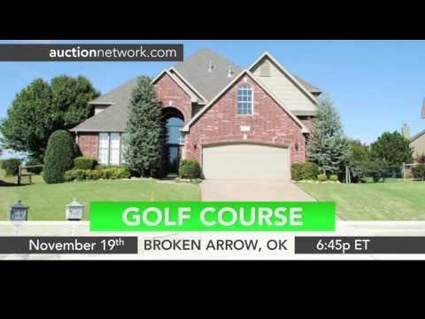Home Auction near Golf Course - Broken Arrow, OK