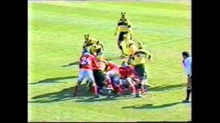 島本VS関商工 第76回全国高校ラグビーフットボール大会 1回戦