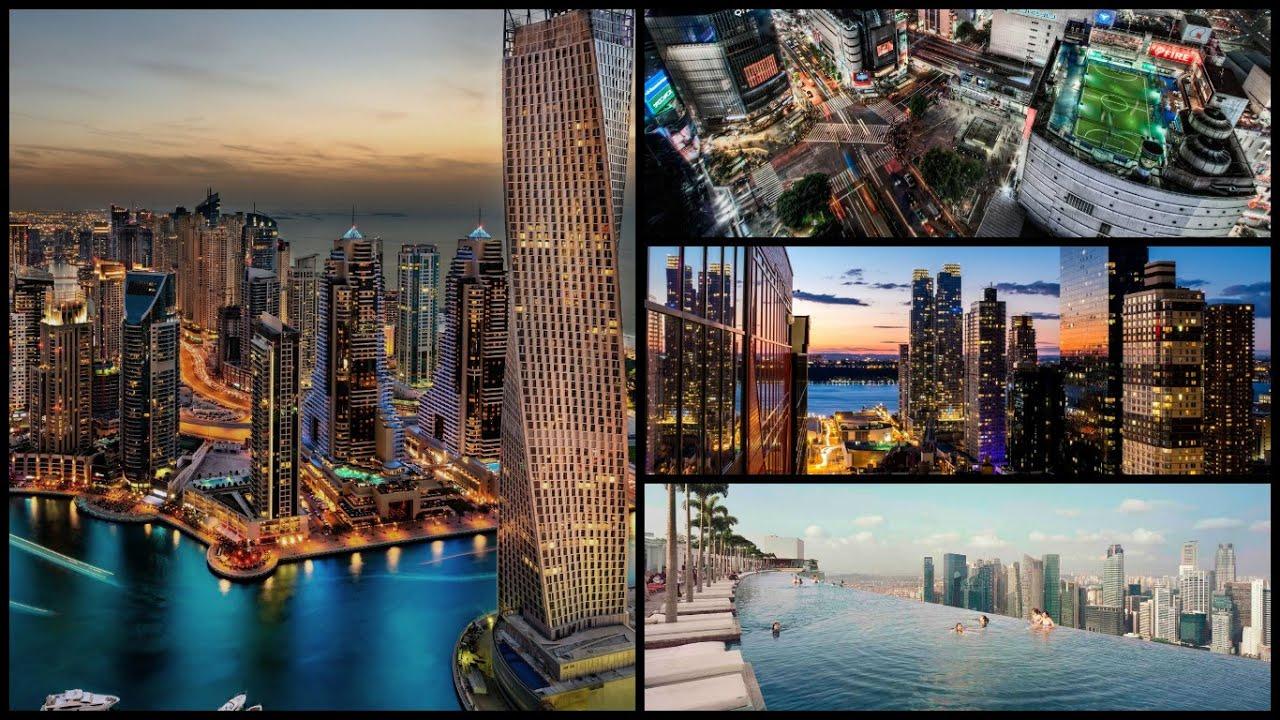 top10 las ciudades m s modernas del mundo 2016 youtube