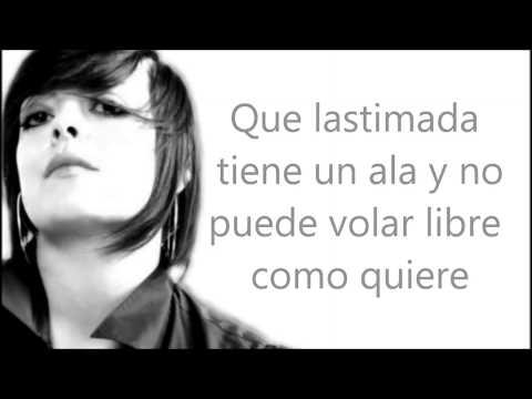 Annette Moreno   Volar Libre Letra1