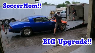 SoccerMom Get a Much Needed Upgrade!!
