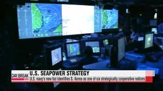 U.S. navy′s new list identifies S. Korea as one of six strategically cooperative
