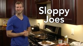 Sloppy Joes-transform Your Kitchen-episode #38