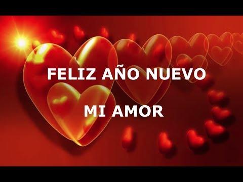 Feliz Ano Nuevo Mi Amor Lleno De Emociones A Tu Lado Feliz Ano Nuevo