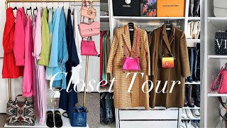 CLOSET/OFFICE TOUR | IKEA PAX …