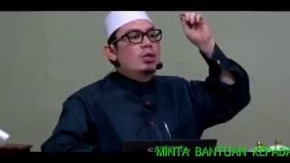 Meminta Bantuan JIN - Ustadz Ahmad Zainuddin Mp3