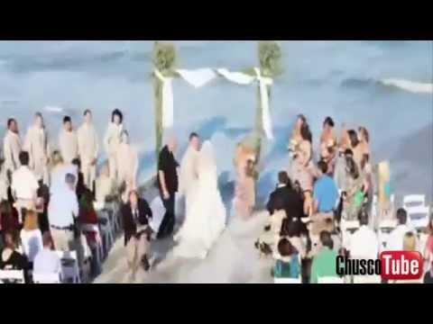 Смешные моменты на свадьбах