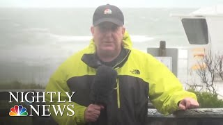 Subtropical Storm Alberto Hits The Florida Panhandle | NBC Nightly News