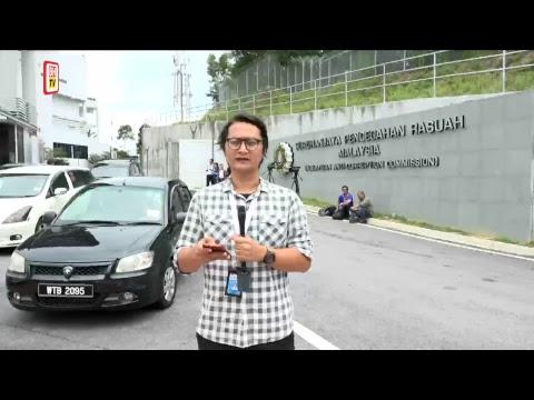 [LIVE]  Bekas Perdana Menteri, Datuk Seri Najib Razak dipanggil sekali lagi