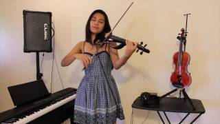 Video One Call Away - Charlie Puth (Violin Cover by Kimberly McDonough) download MP3, 3GP, MP4, WEBM, AVI, FLV Januari 2018