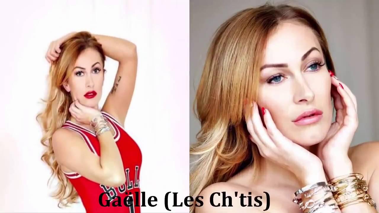 Gaelle Chti Nue les marseillais et les ch'tis vs le reste du monde - les couples de l'aventure.mp4