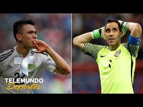 México Ganó Más Partidos Que Chile   Copa FIFA Confederaciones Rusia 2017   Telemundo