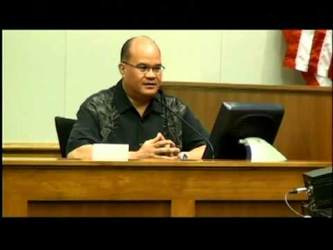 Ph D Keanu Sai  Sovereign State of Hawaii Trial