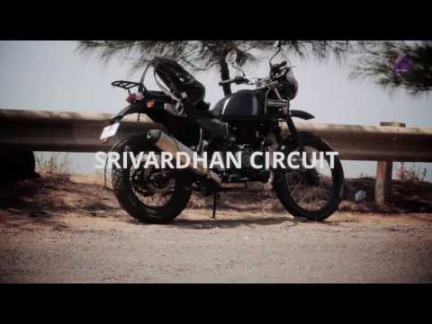 Royal Enfield Himalayan Ridelog 4: Srivardhan Circuit