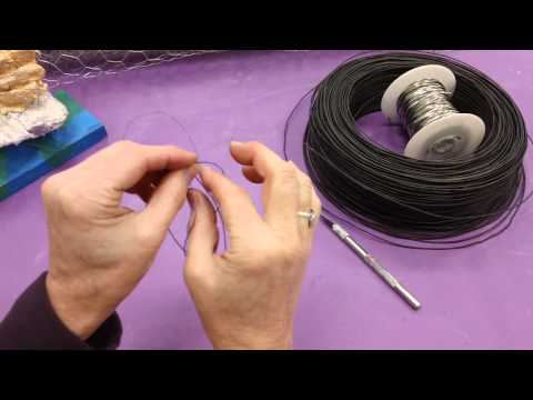 Sculpture: Introduction to Wire