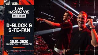 D-Block & S-te-Fan @ I AṀ HARDSTYLE Germany 2020