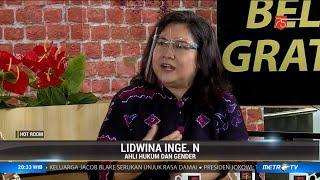 Dr. Lidwina Inge Nurtjahyo, S.H., M.Si. : Kekerasan Seksual, Harus Disoal