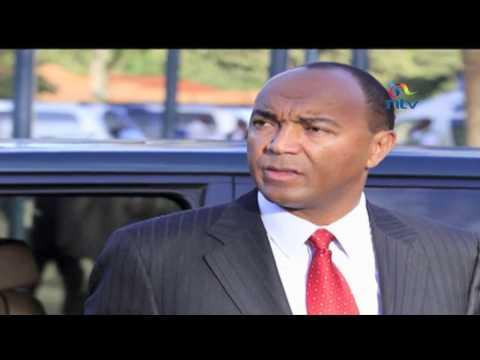 Nairobi Jubilee MCAs switch allegiance to Peter Kenneth