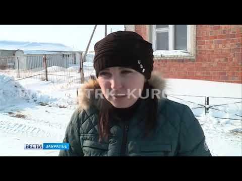 ВрИО губернатора Курганской области Вадим Шумков посетил Лебяжьевский район с ра