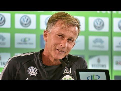 Pressekonferenz | VfL Wolfsburg - Borussia Dortmund