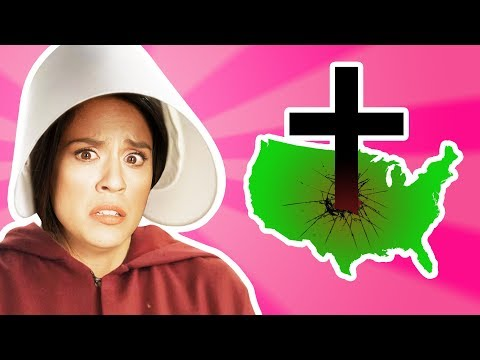 How The Handmaid's Tale Is The Christian Right's Playbook