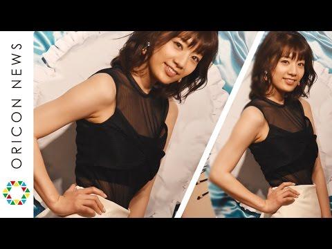 新くびれ女王・佐藤美希がパルコ水着キャンペーンガール 『PARCO SWIM DRESSキャンペーン2017』