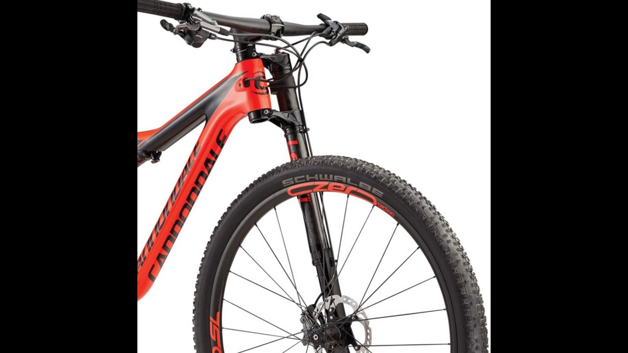 0c5b3316647 Cannondale Scalpel-Si Carbon 1 Red - YouTube