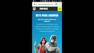 LEFT FORTNITE FOR ANDROID NEW LIST AND DOWNLOAD