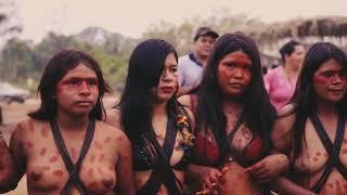 Os Nambiquara e o Ritual da Menina-Moça