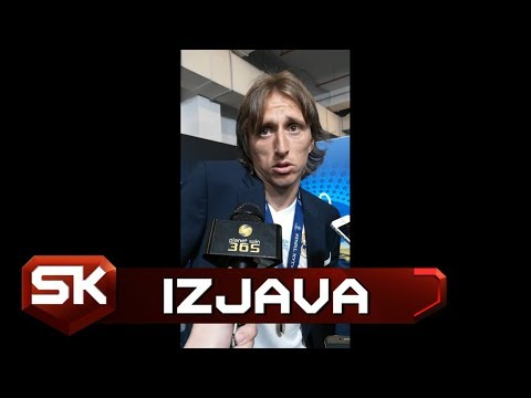 Luka Modrić: Žao mi Salaha, Bejlov Gol u Top 3 Svih Vremena | Real - Liverpul | SPORT KLUB Fudbal