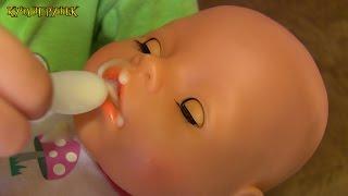 DIY - Делаем кашку для куклы! 👶👶👶