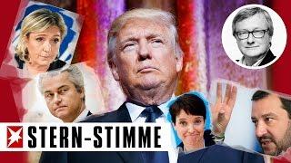 Trump schadet Europas Rechten | Jörges Klartext (Kommentar)