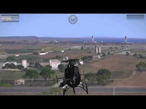 Arma 3 -  March 24 - Flying