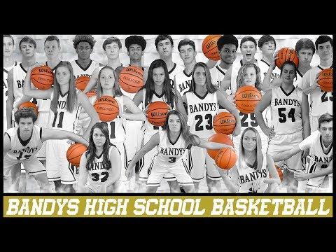 Bandys High School Basketball 2018