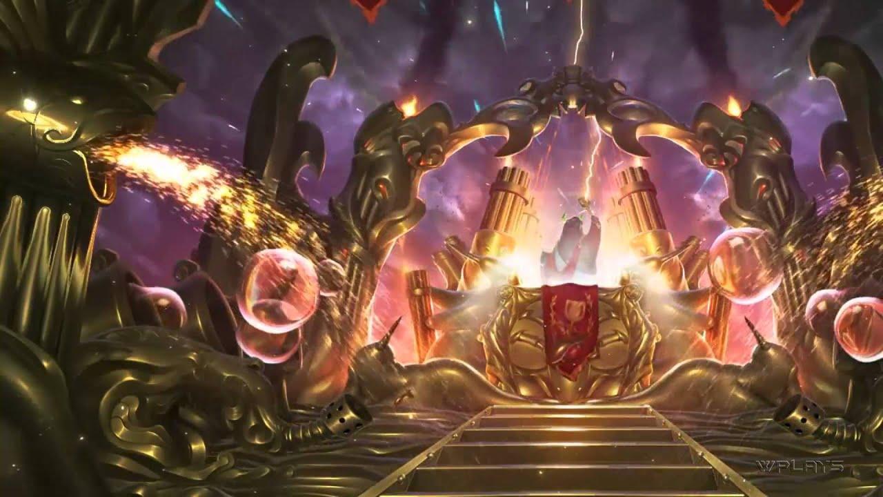 League of Legends - Urf 2015 Login Screen and Music [FULL ...