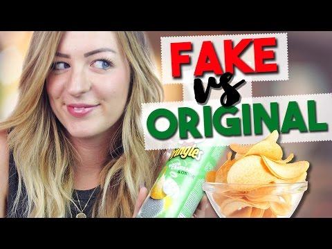 FAKE VS ORIGINAL! | CHIPS im TEST | sind DISCOUNTER PRODUKTE BESSER? | Silvi Rockstar