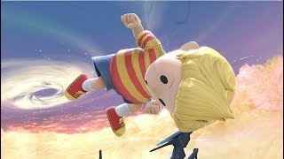 How To Kill With Lucas: Lucas Elite Smash 3 In Super Smash