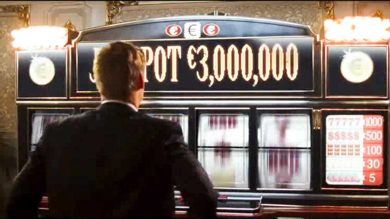 【安哥】小伙用一部万能手机,在赌场赢得300万欧元,甚至还预知了生死