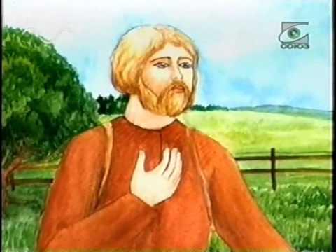 Смотреть мультфильм о сергии радонежском