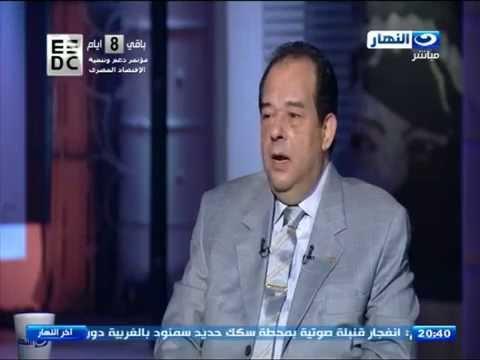 اخر النهار - لقاء اللواء / طارق حماد مدير امن محافظة دمي�...