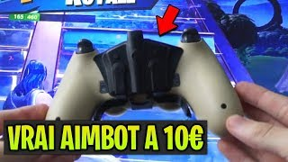 HE BOUGHT An AIMBOT FOR MANETTE, THE RESULTS IN GAME IS SURPRENANT (Fortnite Best Moments)