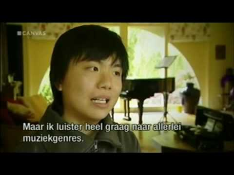 Jiafeng Chen | Interview | Finalist | Queen Elisabeth International Violin Competition | 2009