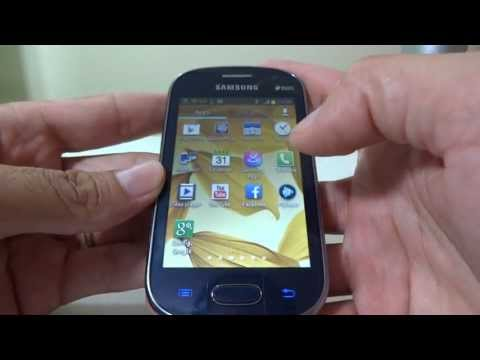 Samsung Galaxy Fame GT-S6812 || Mini Review