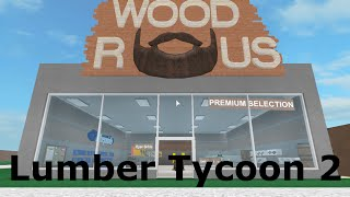 Lumber Tycoon 2 Ep 3 Golden Wood and Roblox Maintenance?